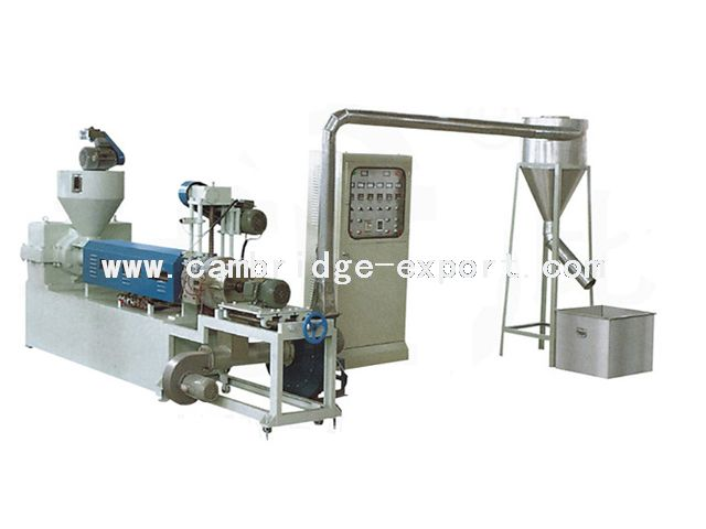 Air-cooling PE Recycling&Pelletizing Machine