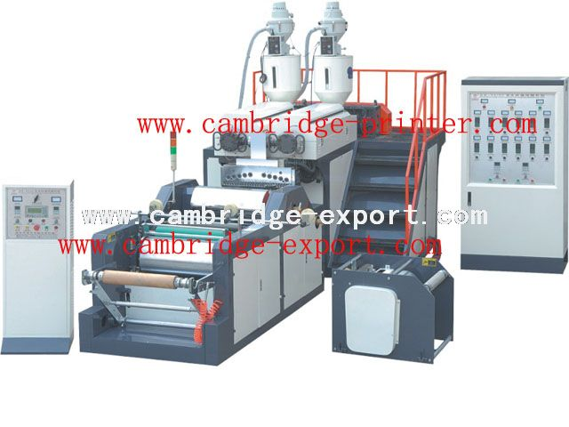 Two-layer Coextrusion Stretch&Cling Film Extruder